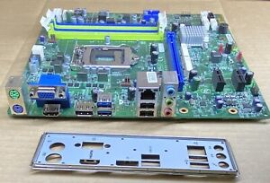 Acer Motherboard Ms-7829 Ver 1.1 Intel LGA1150 with Backplate