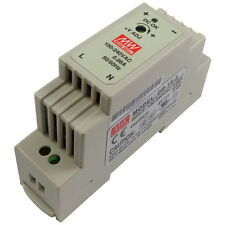 MEANWELL DR-15-5 Schaltnetzteil 12W 5V 2400mA 2,4A DIN Rail Power Supply 855862