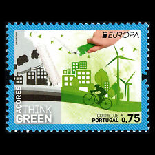 """Azores 2016 - EUROPA Stamps """"Think Green"""" - MNH"""