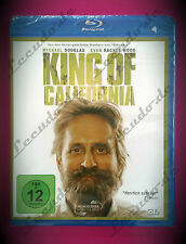 King of California - Michael Douglas, Evan Rachel Wood [Blu-ray] NEU & OVP