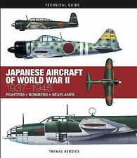 WW2 Japanese Aircraft of World War II 1937-1945 Technical Guide Reference Book