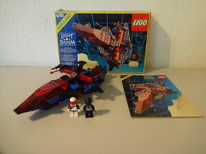 (GO ) Lego 6781 SP-Striker Space Police Space  Mit OVP & BA 100% Komplett Inlay
