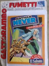 Nathan Never N.1 A Colori  - Sabato Qs.edicola