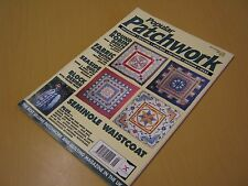 Patchwork popular, Revista (septiembre de 1995), en muy buena condición