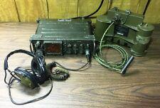 Military Monitor Radio Frequency R-1617A / USQ-46
