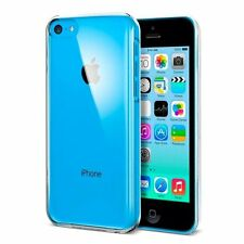 iDefend Apple iPhone 5C Clear Hard Plastic Case Cover + Screen Protector