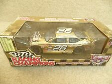 1998 Racing Champions 1:24 Gold NASCAR Johnny Benson Betty Crocker Ford Taurus b
