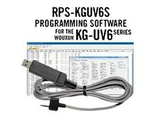 RT Systems RPS-KGUV6S Programming Software w/USB Cable for the Wouxun KG-UV6