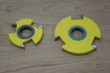 New listing Freeborn Tongue And Groove Option Shaper Cutter Set