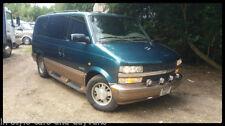 Chevrolet Astro Van Cars