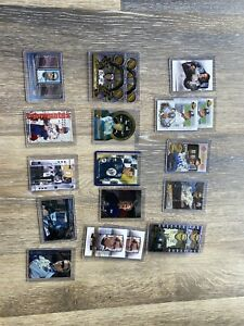 Lot of 38 Rusty Wallace Nascar Trade Cards- Mint Condition