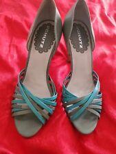 Designer Ladies Shoes By Schutz Size 37