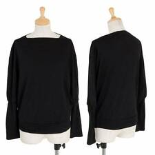 mercibeaucoup Wool deformation knit tops Size 1(K-31355)