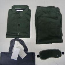  CATHAY First Class Bord Pyjama Schlafanzug Gr. L grün + PYE Gutschein 500HK$