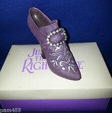 Just the Right Shoe Bordeaux