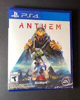 Anthem (PS4) NEW