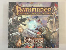 Pathfinder Adventure Card Game: Rise of the Runelords Set + 7 Expansion Sets