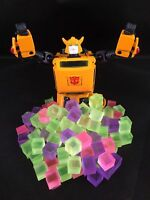 Transformers Mini Energon Cubes for Masterpiece and G1 - Assorted Colors!