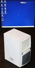 Vintage Gateway San Pro V933 Tower Piii 933mhz 40gb 256mb Windows 98se Desktop