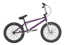 "2017 DK HELIO 20"" BMX Bike Purple/Chrome"