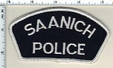 Saanich Police (Canada) Shoulder Patch from the Early 1980's