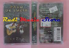 MC PACO DE LUCIA Luzia 1998 MERCURY 558 165-4 SIGILLATA cd lp dvd vhs
