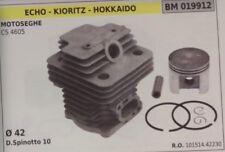 10151442230 CILINDRO PISTONE COMPL MOTOSEGA ECHO KIORITZ HOKKAIDO CS 4605 Ø42
