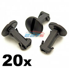 20x LAND ROVER DISCOVERY 4 & Range Rover FASCI EYE COVER Clip Paraurti Trim Clip