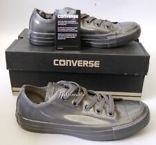 2500c1e5a2a New Converse Chuck Taylor All Star Metallic Water Repell Low Top Sneaker