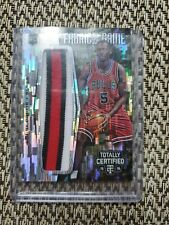 2015-16 TOTALLY CERTIFIED FABRIC OF THE GAME RC PATCH BOBBY PORTIS #15/25