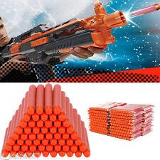 Red 7.2cm Refill Bullet Darts for Nerf toy Gun N-strike Elite Series 1000PCS