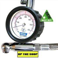 Venhill Professional Tyre Pressure gauge 0-60psi /4bar VT32