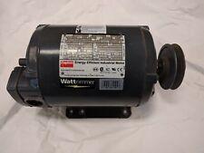 Dayton 1 hp, 1740 RPM,143T, 3ph motor