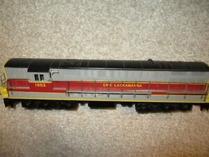 WILLIAMS O SCALE custom Painted Erie Lackawanna  FM TRAINMASTER