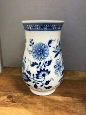 Hutschenreuther Zwiebelmuster Vase 15,4 cm. 1 Wahl. Top Zustand