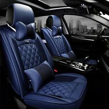 Blue Car Seat Covers fit Hyundai i30 ix35 Tucson Elantra Santa Fe Sonata Accent