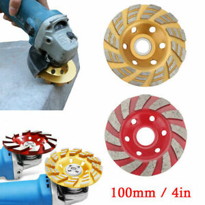 4In Angle Grinder Shaping Saw Blade Multi Tool Wood Carving Disc Cutting Tool UK