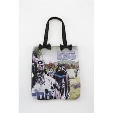 The Walking Dead Mohawk Zombie Tote Bag