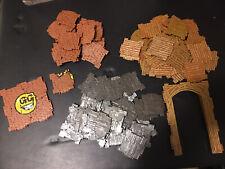 90 pcs Fortnite Building Materials Pieces Jazwares Wood Steel Bricks Arch lot