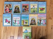 Laura Ingalls Wilder 1971 Little House On The Prairie 11 Books