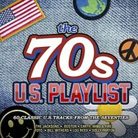 Various Artists - 70s US Playlist / Various [New CD] UK - Import