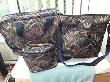 SOFT CASE CABIN BAG WEEKEND TRAVEL HOLIDAY FLIGHT TOTE BAG SET
