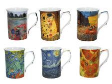 Tassen 0 28l Vincent Van Gogh Gustav Klimt Claude Monet 280ml Bone China