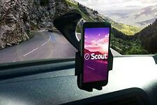 SCOUT CAR CELL PHONE HOLDER MOUNT for iPhone Samsung Galaxy Android GPS MOBILE