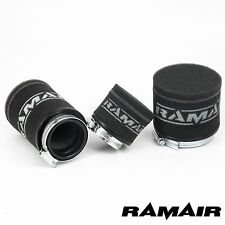 RAMAIR Motorcycle - Scooter - Race Pod Air Filter 43mm MR-004 Performance Filter