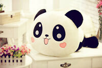 Big Kawaii Plush Doll Toy Animal Giant Panda Pillow Stuffed Bolster Gift 55CM