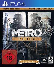Metro Redux d'occasion ps4-Jeu #2000