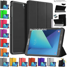 "Leather Magnetic Case Cover For Samsung Galaxy Tab S3 9.7"" Inch SM-T820 SM-T825"