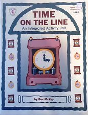 Time on the Line Integrated Activity Unit Upper Elem Classroom Home School 1992