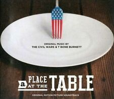 CIVIL WARS & BURNETT,T-BONE-PLACE AT THE TABLE CD NEW